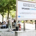 Speakers Corner Raid